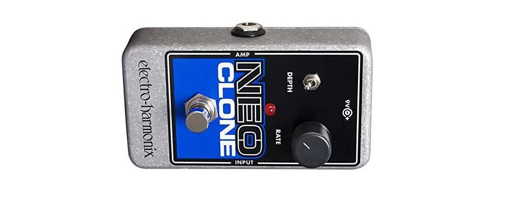 ELECTRO HARMONIX Neo Clone, il miglior pedale effetto Chorus